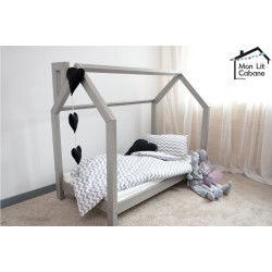 lit enfant 80x190 cm conforama. Black Bedroom Furniture Sets. Home Design Ideas