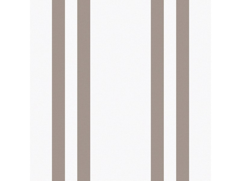 Papier peint intissé rayures basic 1005 x 52cm blanc, mauve 32-614