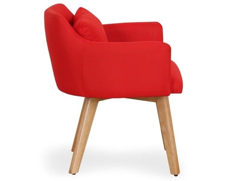 Paris prix lot de 2 fauteuils scandinave