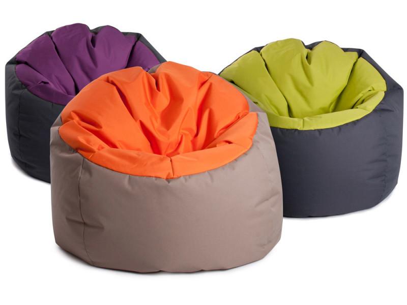 pouf bowly vente de jumbo bag conforama. Black Bedroom Furniture Sets. Home Design Ideas