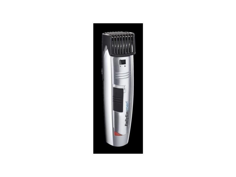 Babyliss tondeuse barbe 3 jours rechargeable e827e BABE827E