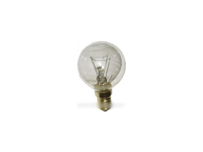 Lampe de four e14 40w-230v-300°c (75x45mm) pour four gaggenau