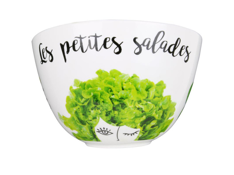 Saladier les petites salades