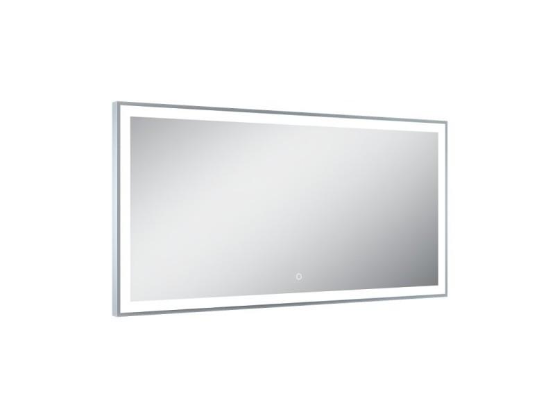 Miroir De Salle De Bains Avec Eclairage Led Modele Elegant Led