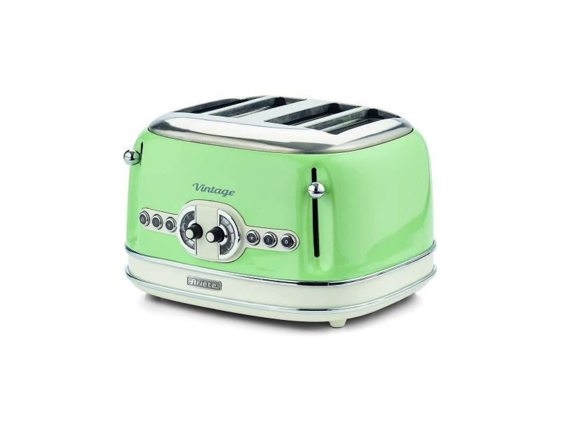 Grille-pains 4 fentes 1600w vert - 156/2 156/2