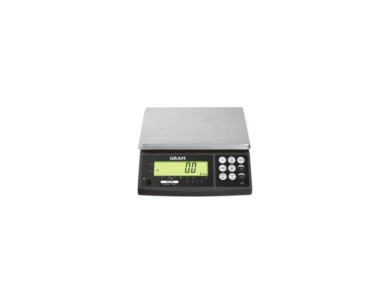 Balance de cuisine électronique 15 kg rz-15 - gram - inox15