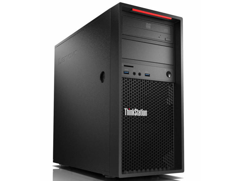 Ordinateur De Bureau Lenovo : Pc bureau lenovo thinkstation p320 30bh000xfr intel xeon e3