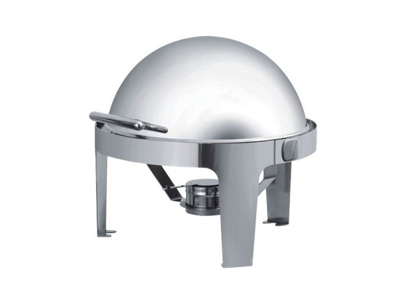 Rolltop-chafing dish-rond 5 l - atosa - 500 cl