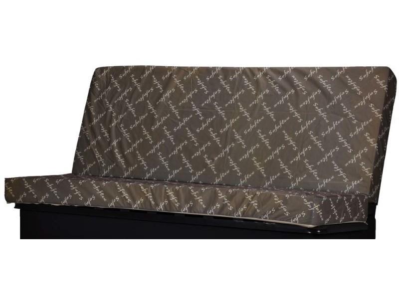 matelas confort pour banquette clic clac 130x190 vente de matelas 2 personnes conforama. Black Bedroom Furniture Sets. Home Design Ideas