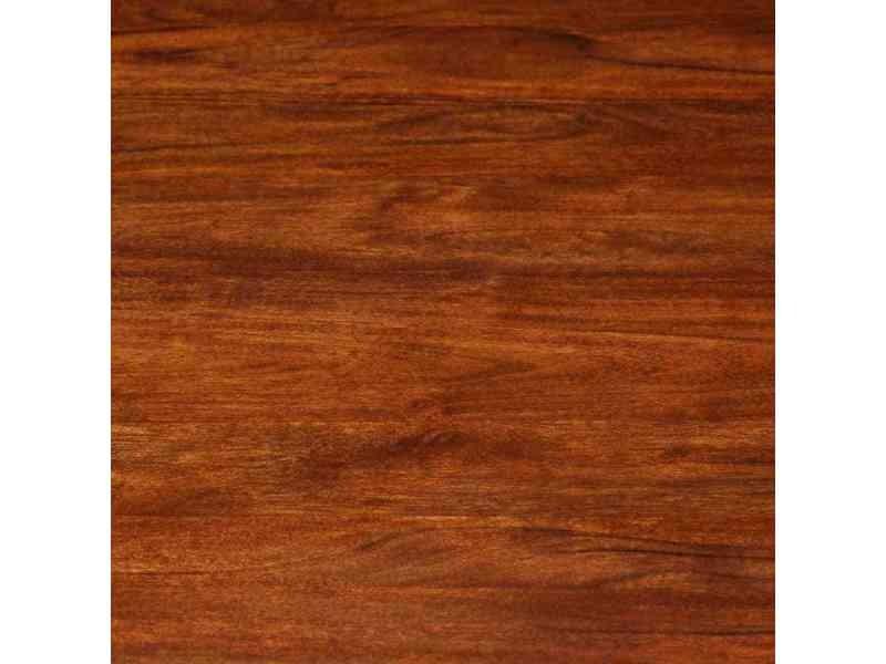 Vidaxl table de salle à manger bois acacia et finition sesham 120x76cm 245642
