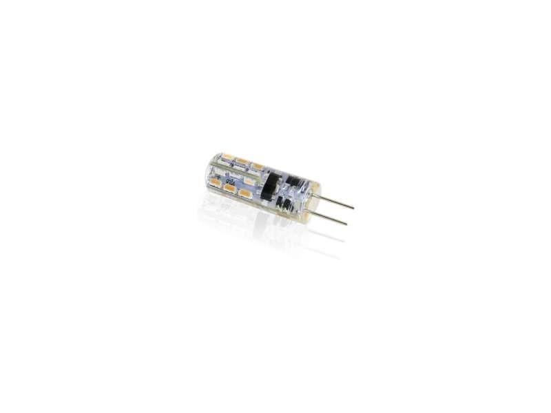 Ampoule g4 led 1,5w lumière 15w - blanc chaud 2700k G4-24SMD-15W-WW
