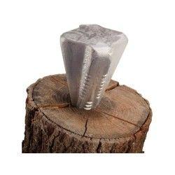 Coin à bois éclateur 1.5 kg forme étoile