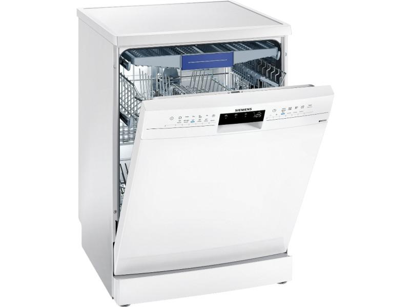 Lave-vaisselle 60cm 14c 44db a++ pose libre blanc - sn236w03ne sn236w03ne