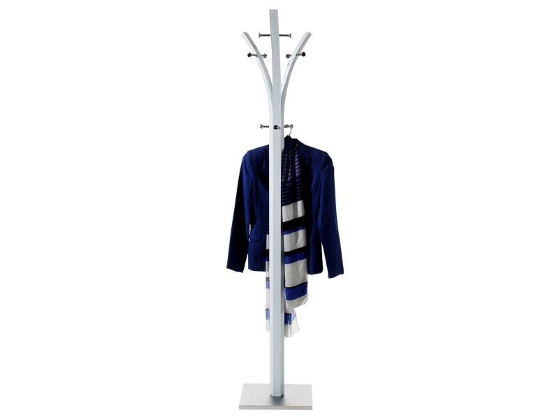 Porte-manteaux denis blanc - Vente de Porte-manteau - Conforama