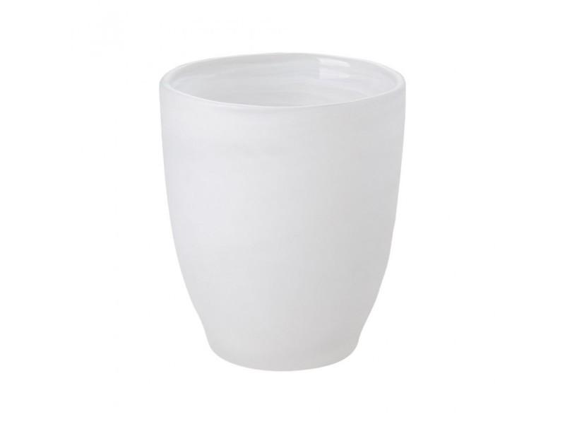 Gobelets à eau blanc 30 cl x 6