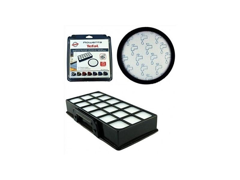 Kit de filtration silence force pour aspirateur rowenta