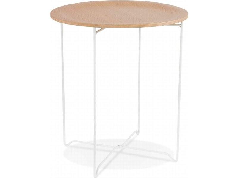 Table basse design oola CT00540NAWH