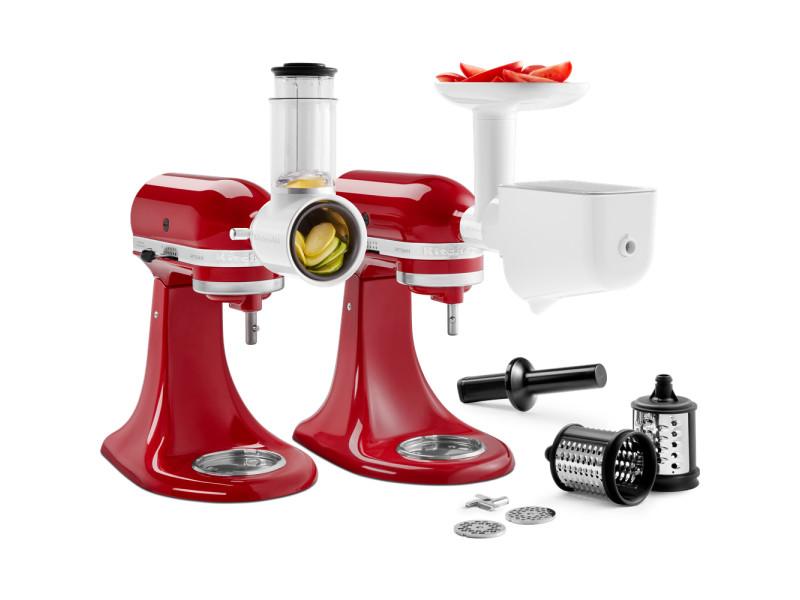 Kit de 3 accessoires pour robot artisan - 5ksm2fppc 5ksm2fppc