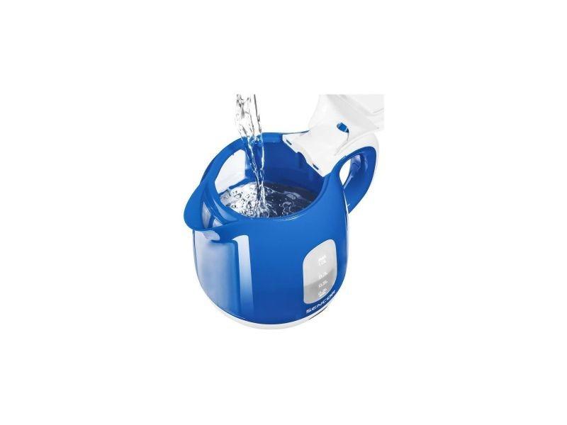 Sencor swk 1012bl bouilloire electrique - bleu et blanc
