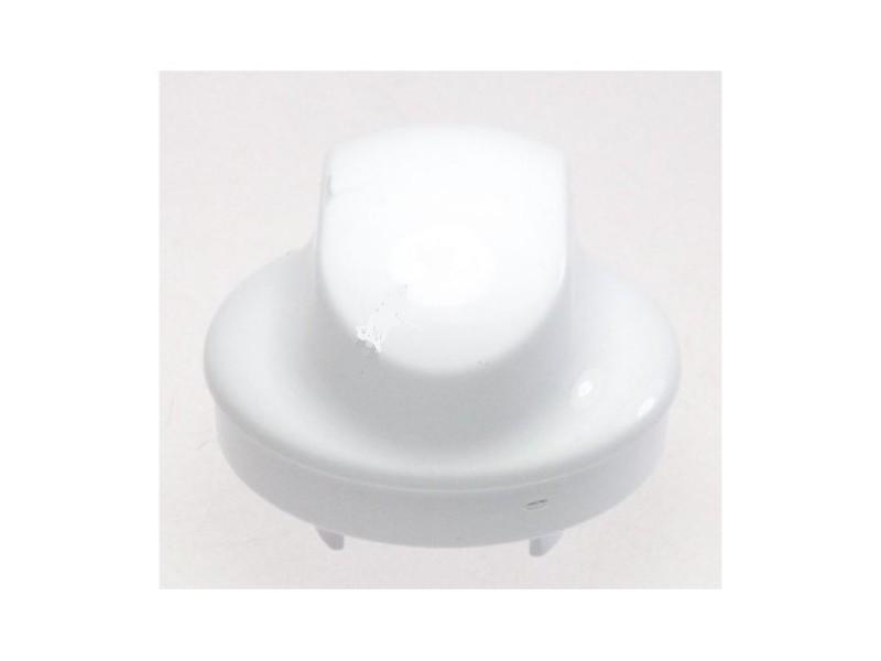 Bouton programmateur blanc pw indesit ec pour lave linge indesit