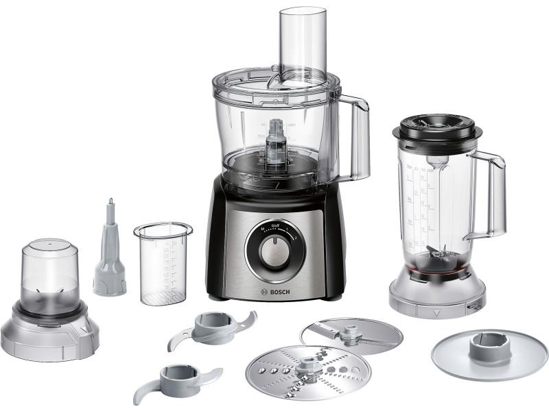 Bosch robot de cuisine multifonction ultra compact for Robot cuisine multifonction bosch