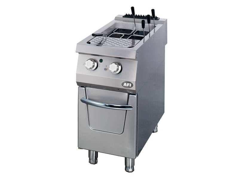 Cuiseur à pâtes électrique 1 à 2 cuves 40 l - série 900 - afi collin lucy - 2 x 40.0 l 900