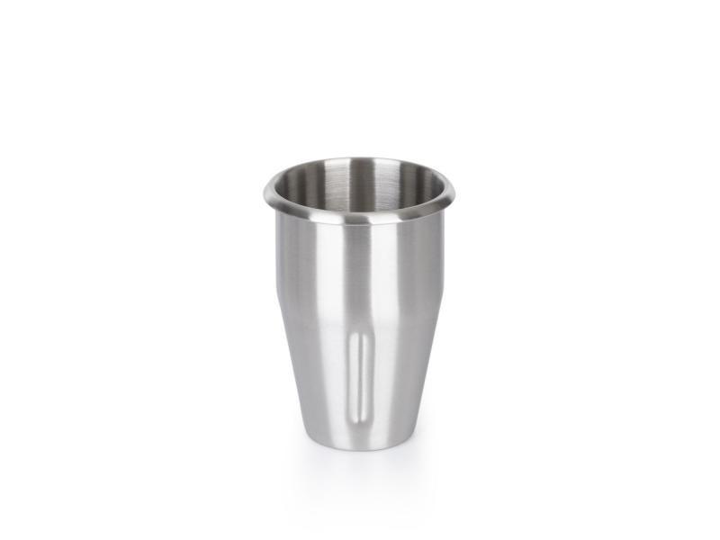 Klarstein pro kraftprotz shaker de rechange 0,9l pour mixeur blender - acier inoxydable argent TRD1-S-Cup