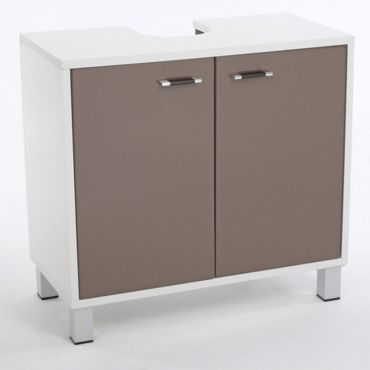 Meuble pour lavabo avec colonne petite salle de bains for Petit lavabo avec meuble