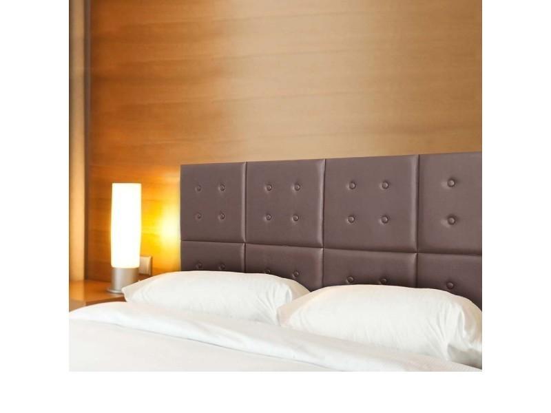 Votre tête de lit design ou plus classique se trouve chez Conforama