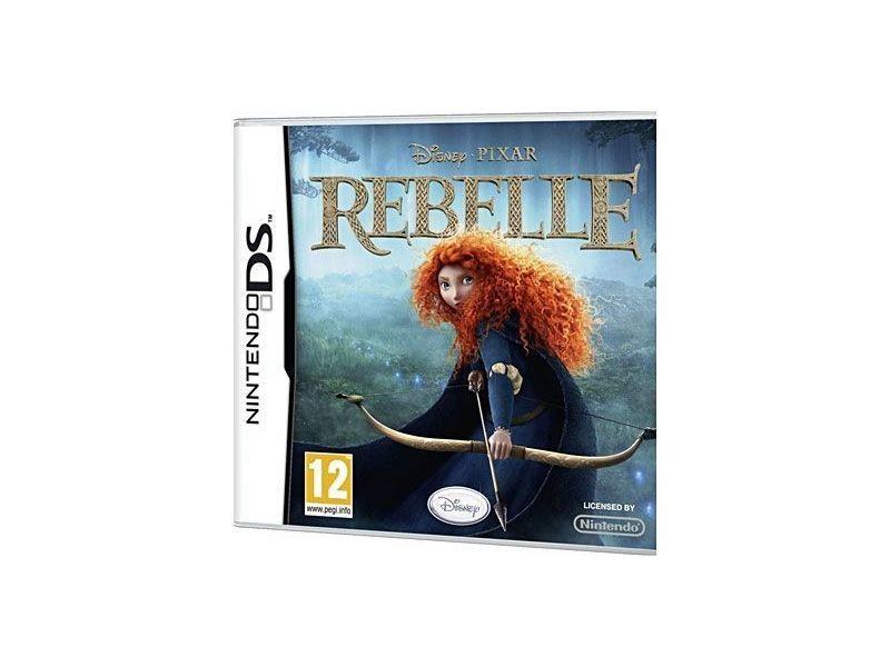 Rebelle ds vente de jeux vidéo conforama