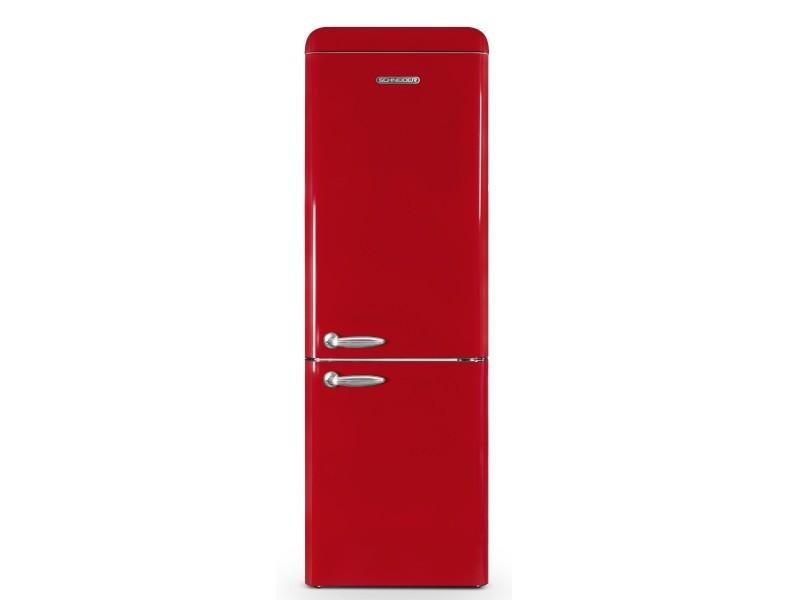 Réfrigérateur combiné schneider scb300vr - 300l - a++ - froid brassé