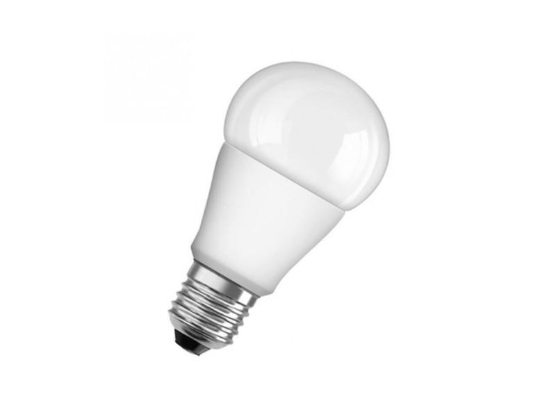 Osram ampoule led e27 dépolie blanc chaud 9w équivalent 60w star