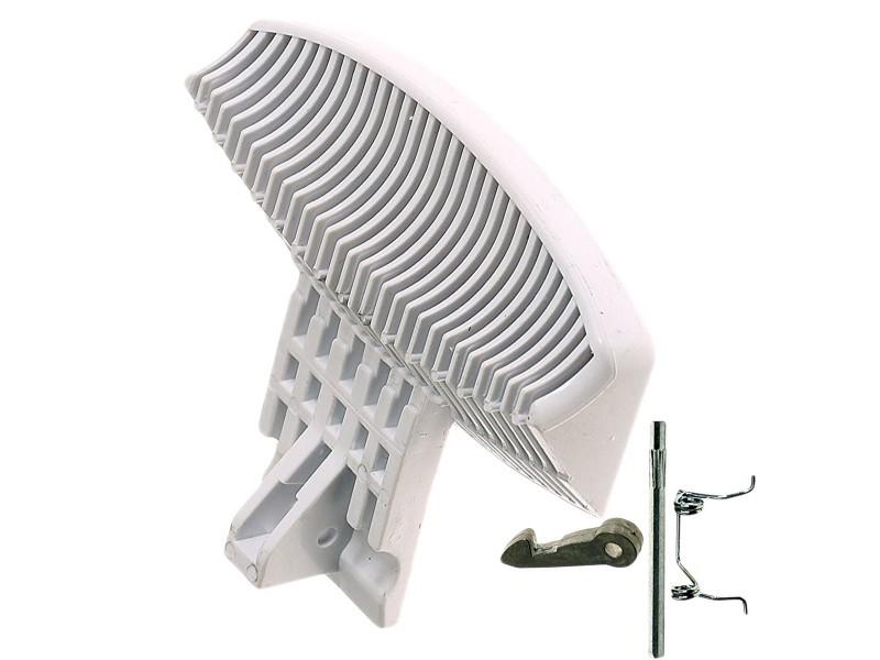 Poignée de porte lave-linge scholtes c00259035