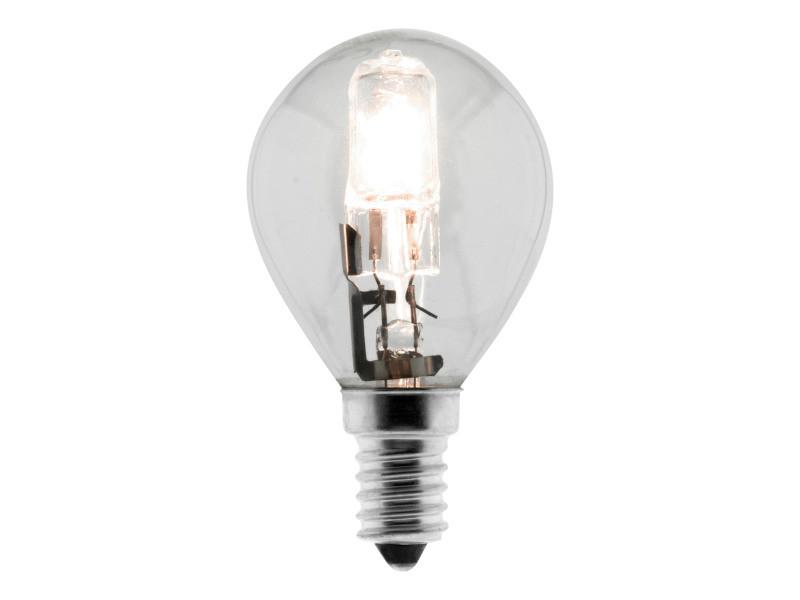 Lot de 3 ampoules halogène 28w e14 496250