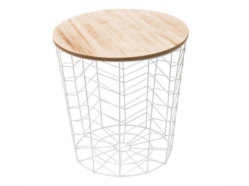 Paris prix - table d'appoint ronde design \