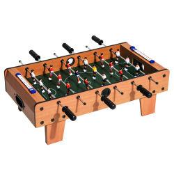 Table baby-foot pour enfants à partir de 3 ans 2 ballons 18 joueurs 69 x 37 x 24 cm neuf 21