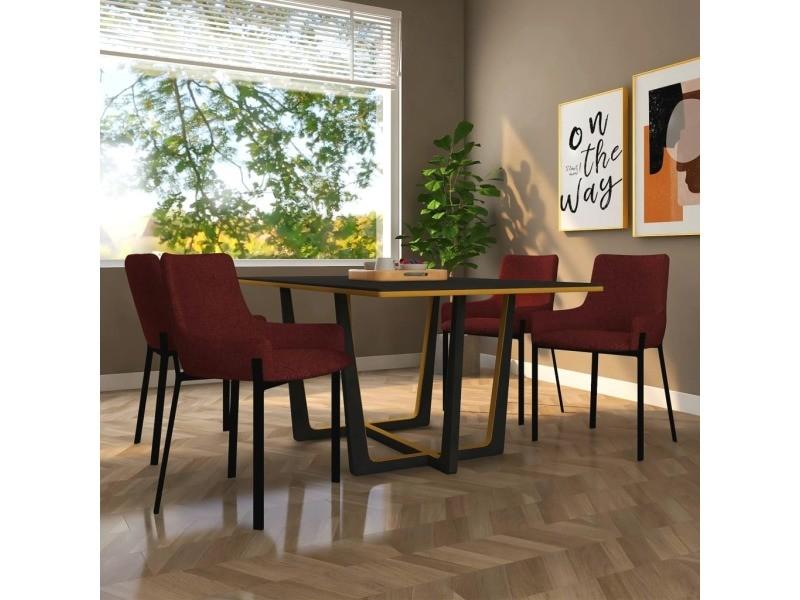 Moderne fauteuils et chaises edition brasilia chaises de