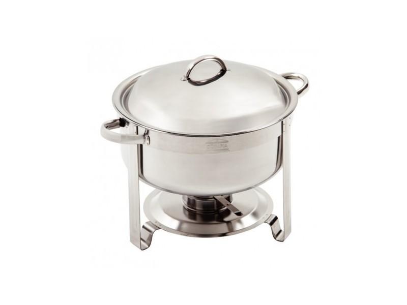 Chafing dish vienna inox 7,5 l - olympia - 750 cl