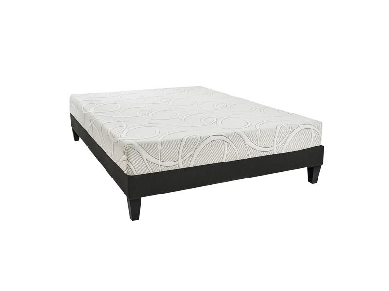 ensemble olympe matelas poseidon 140x200 sommiers pieds vente de ensemble matelas et. Black Bedroom Furniture Sets. Home Design Ideas