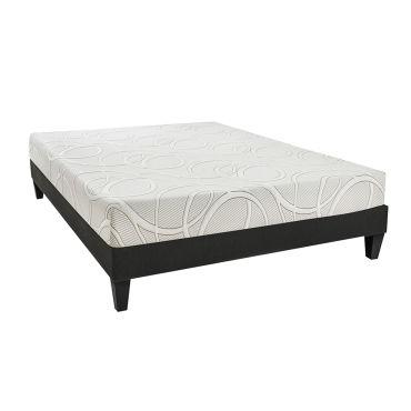 ensemble olympe matelas poseidon 140x200 sommiers pieds vente de olympe literie conforama. Black Bedroom Furniture Sets. Home Design Ideas