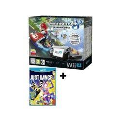Pack Wii U Mario Kart 8 + Just Dance 2016