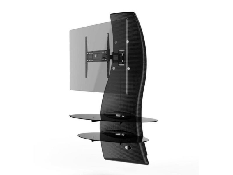 Ghost Design 2000 Rotation Meuble Tv Noir Carbone Vente De