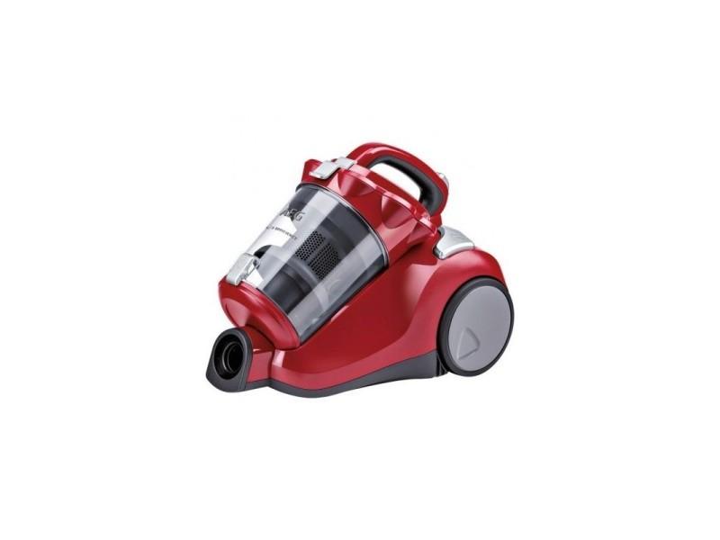 Aspirateur traineau sans sac aeg lx4-1-wr - rouge