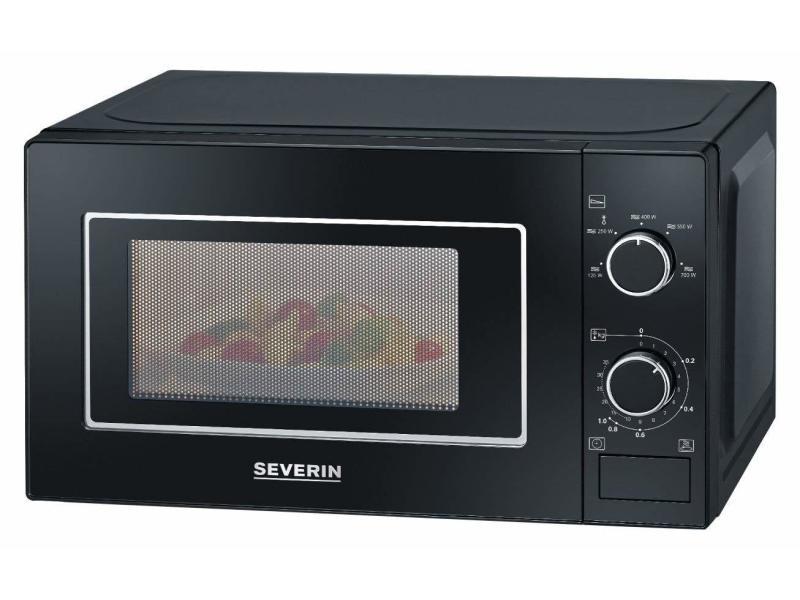 Severin mw7897 micro-ondes 700w noir