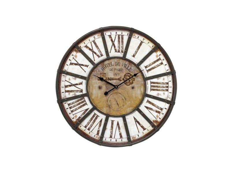 Emotion horloge charme industriel 60 cm IMA3279390343265