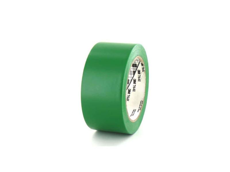 Ruban adhésif vinyle 3m 764 vert 50mm 764V-50