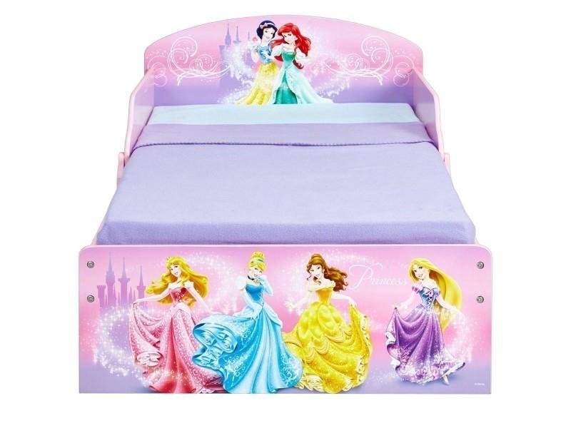 Lit ptit bed princesse disney - Vente de Chambre complète - Conforama