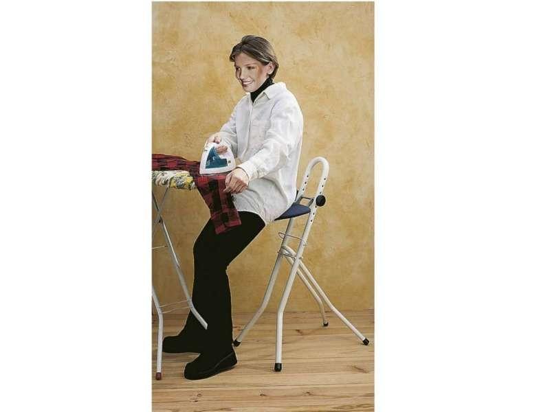 chaise repassage conforama