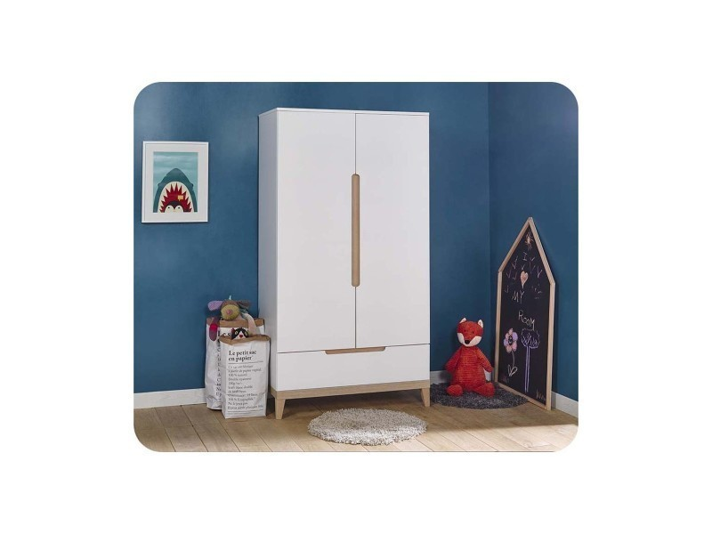 armoire b b riga vente de ma chambre d 39 enfant conforama. Black Bedroom Furniture Sets. Home Design Ideas