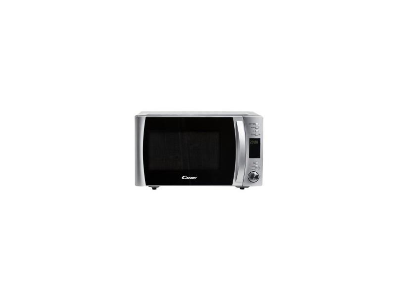 Micro-ondes 800w et grill 1000w, capacité 22l, coloris silver